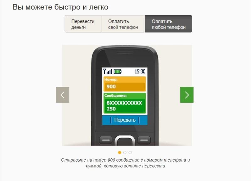 Вы можете оплатить любой телефон