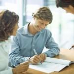 Заполнение и оформление анкеты заемщика