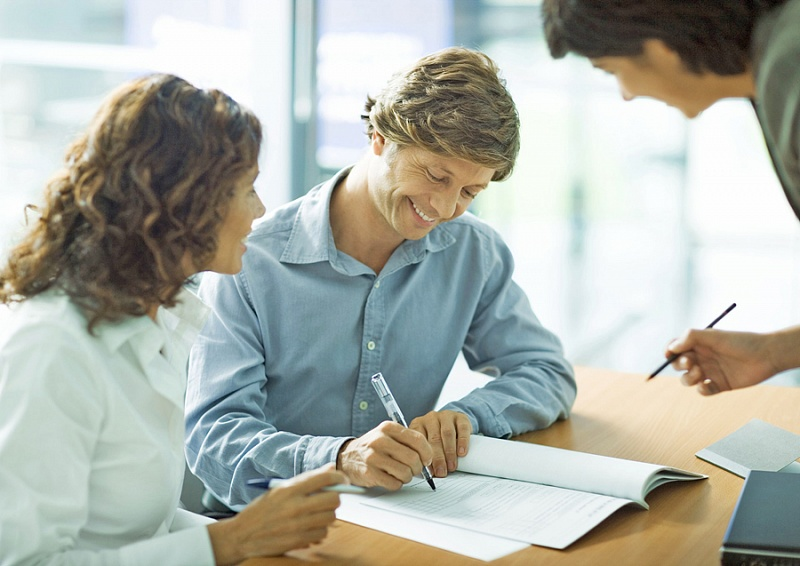 Заполнение и оформление анкеты заемщика, желающего получить кредит
