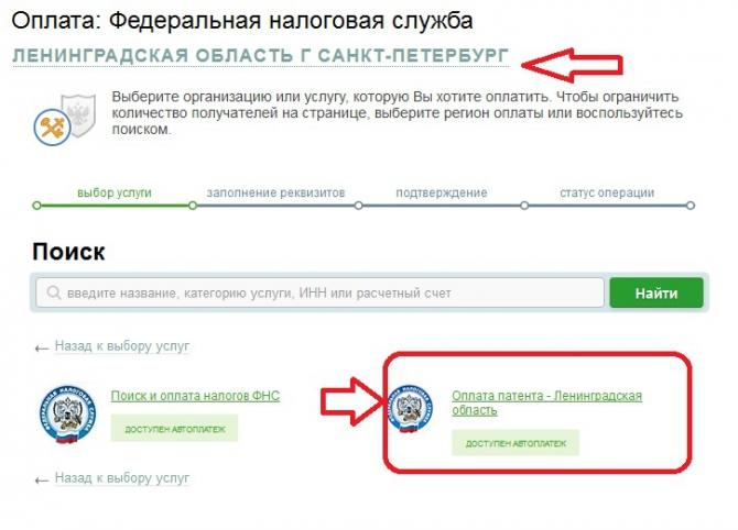 Оплата патента через Сбербанк для иностранных граждан