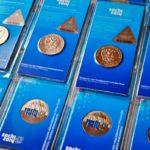 Монеты, которые в 2017 году покупает Сбербанк